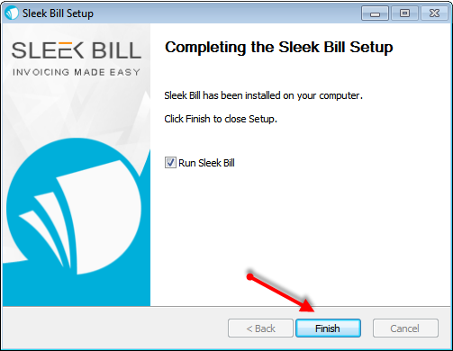 how to use sleek bill